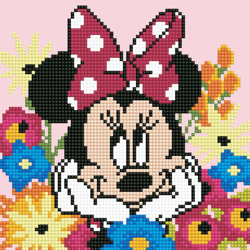 Diamond Dotz Disney® Minnie Mouse Daydreaming