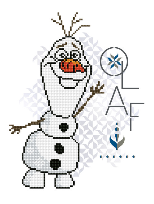 Diamond Dotz Disney® Frozen Olaf