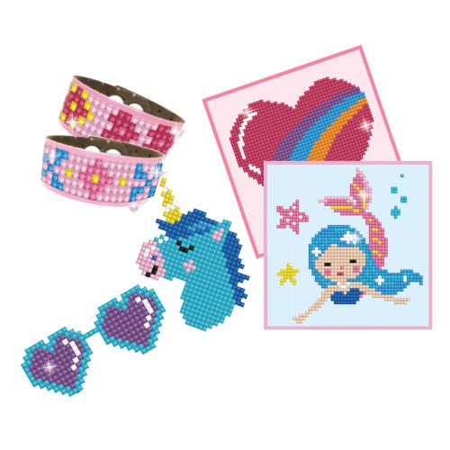 Diamond Dotz Dotzies Variety Pack - Pink