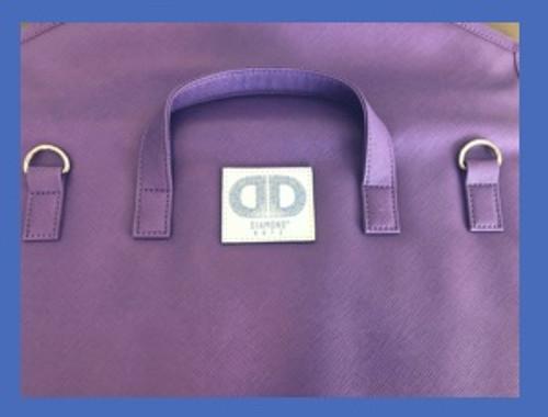 Diamond Dotz Dossier - Purple