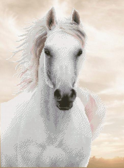 Diamond Dotz Imperial Stallion