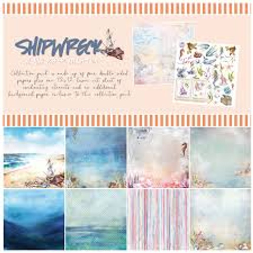 "49 and Market Shipwreck 12"" x 12"" Mini Collection Pack"