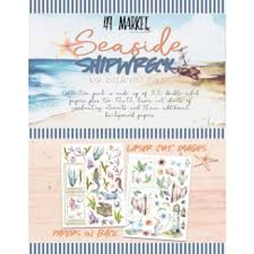 49 and Market Seaside Shipwreck 6 x 8 Collection Pack