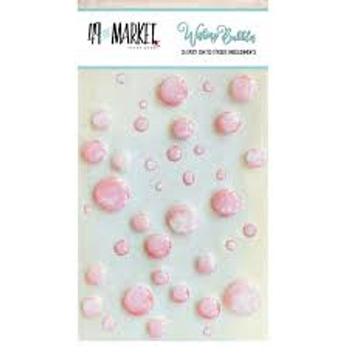 49 and Market Taffy Wishing Bubbles