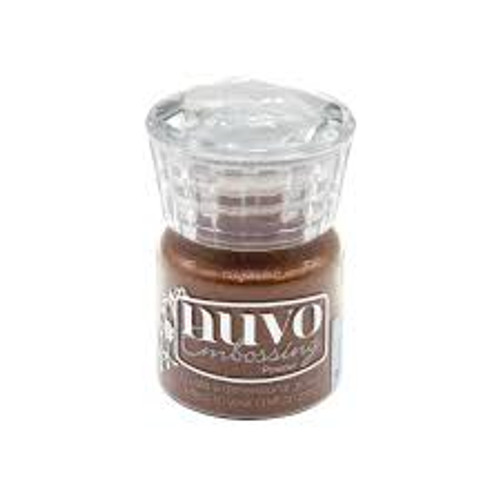 Nuvo Metallic Embossing Powder Copper Blush