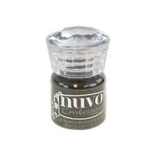Nuvo Embossing Powder Hot Chocolate