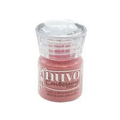 Nuvo Embossing Powder Pink Popsicle