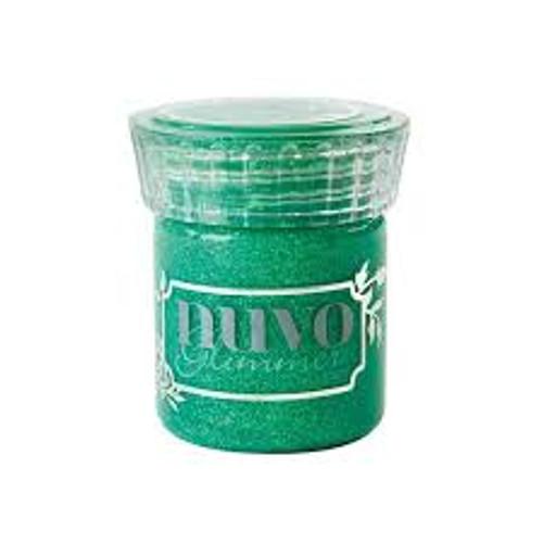 Nuvo Glimmer Paste Peridot Green