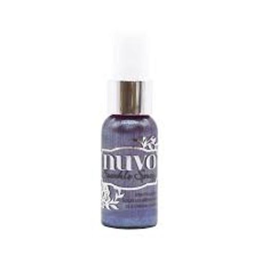Nuvo Sparkle Spray Lavender Lining