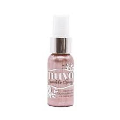 Nuvo Sparkle Spray Blush Burst