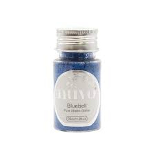 Nuvo Bluebell Pure Sheen Glitter