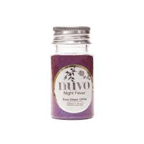 Nuvo Night Fever Pure Sheen Glitter