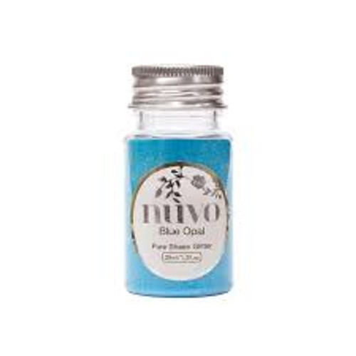 Nuvo Blue Opal Pure Sheen Glitter