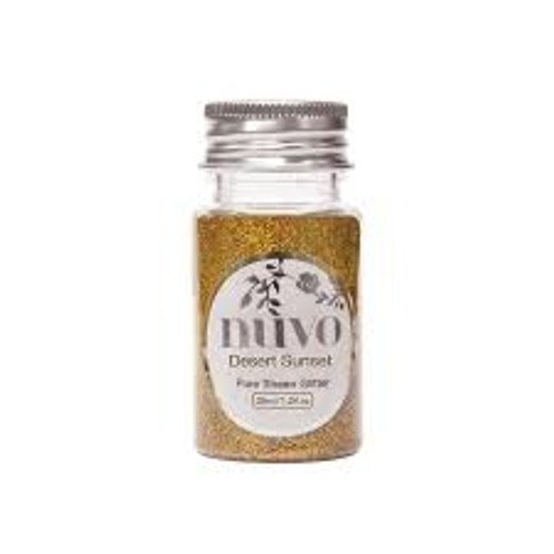 Nuvo Desert Sunset Pure Sheen Glitter