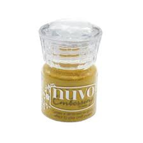 Nuvo Embossing Powder Golden Sunflower