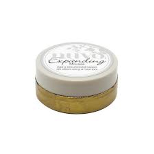 Nuvo Embellishment Expanding Mousse Tuscan Gold