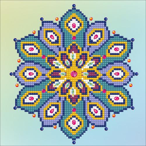Diamond Dotz Mandala Blush
