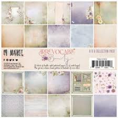 49 and Market Irrevocable Beauty 12 x 12 Collection