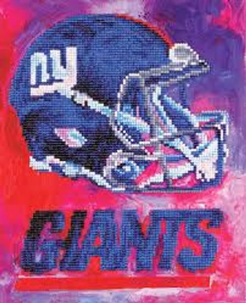Diamond Art Diamond Dotz NFL Team New York Giants