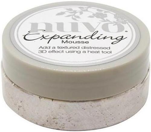 Nuvo Embellishment Expanding Mousse Worn Linen
