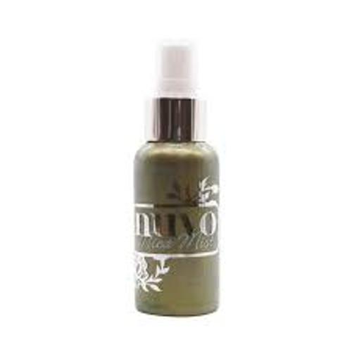 Nuvo Mica Mist Wild Olive
