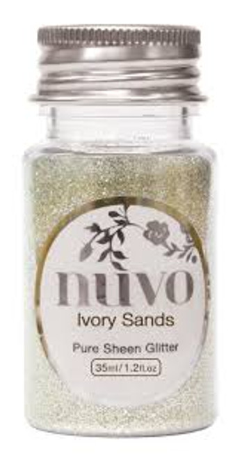 Nuvo Ivory Sands Pure Sheen Glitter