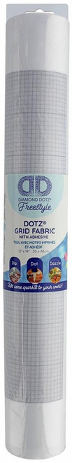 Diamond Dotz Freestyle Fabric Roll Grid 12x19
