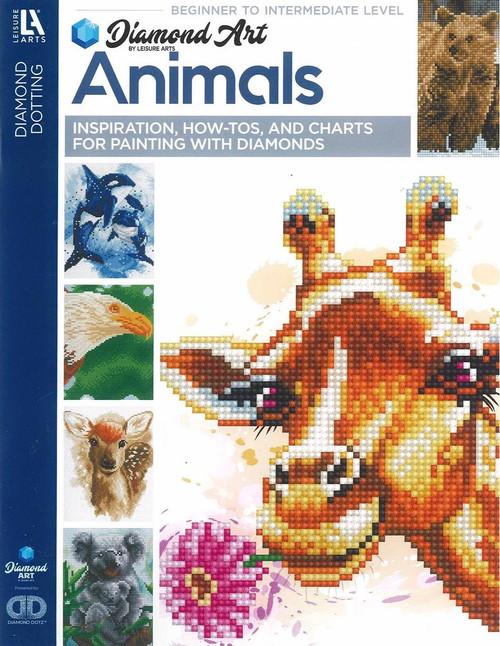 Diamond Art Animals Painting Charts & Idea Book