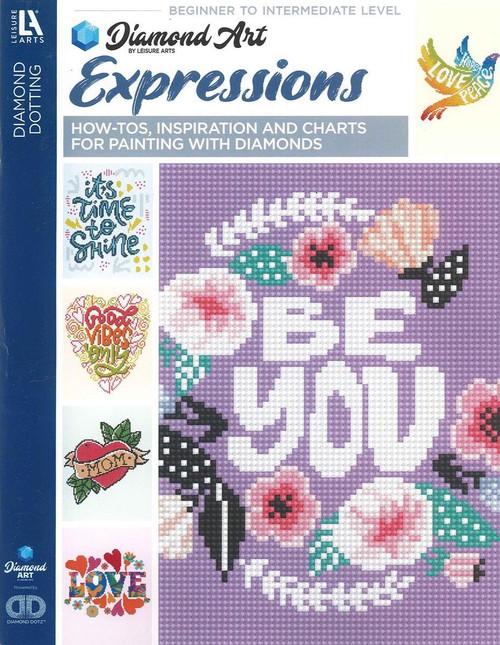 Diamond Art Expressions Painting Charts & Idea Book