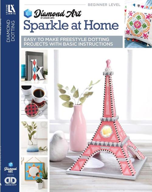 Diamond Art Sparkle At Home Book