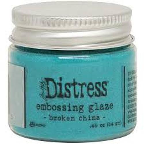 Ranger Tim Holtz Distress Embossing Glaze Broken China