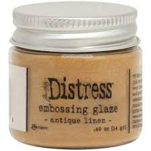 Ranger Tim Holtz Distress Embossing Glaze Antique Linen
