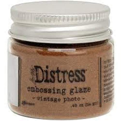 Ranger Tim Holtz Distress Embossing Glaze Vintage Photo