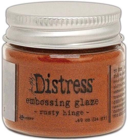 Ranger Tim Holtz Distress Embossing Glaze Rusty Hinge