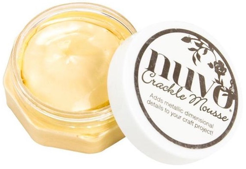 Nuvo Crackle Mousse Ivory Coast