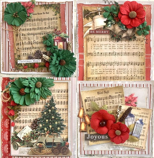 49 and Market Christmas Card Kit  (Virtual Class 15)