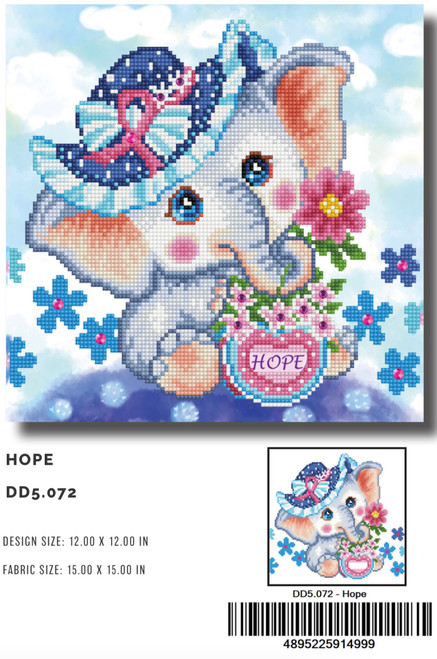 Diamond Dotz Hope