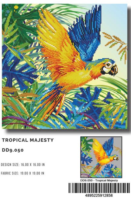 Diamond Dotz Tropical Majesty