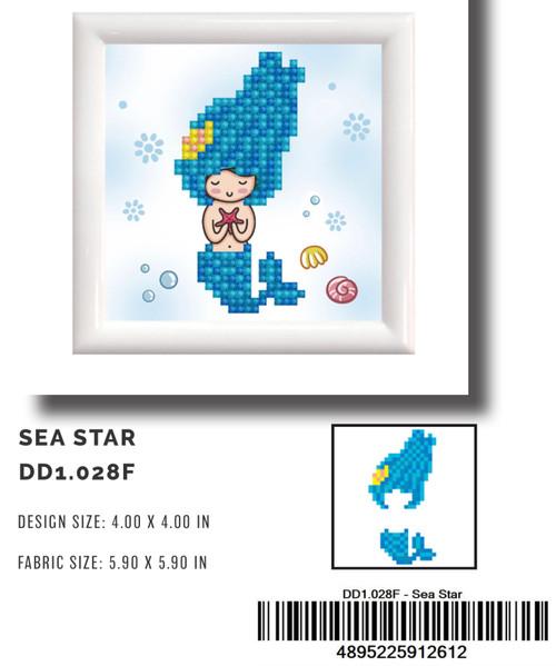 Diamond Dotz Sea Star