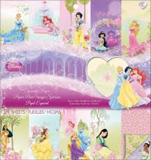 EK Success Disney Princess  Paper Pad
