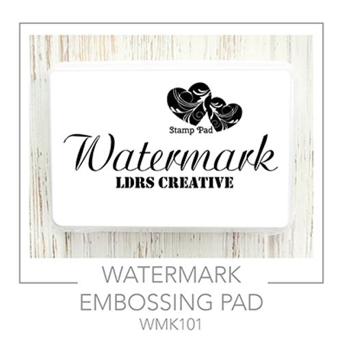 LDRS - Watermark Emboss Pad