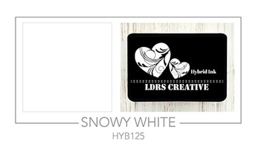 LDRS - Hybrid Ink Snowy White