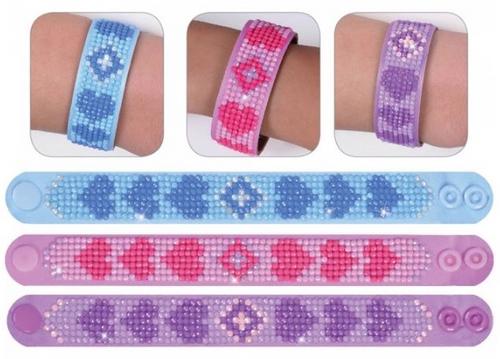 Diamond Dotz Dotzie Love Bracelets