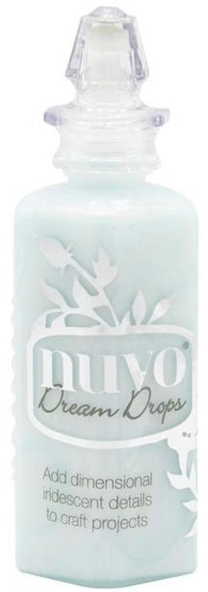 Nuvo Dream Drops Frosted Lake