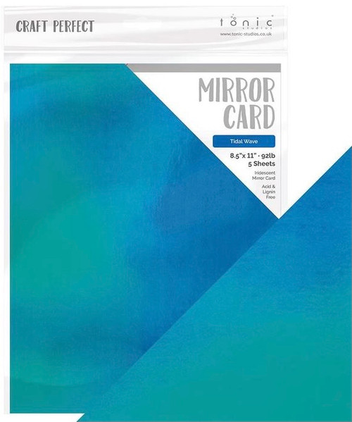 Tonic Craft Perfect Mirror Card Tidal Wave