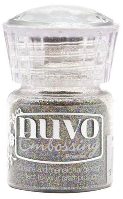 Nuvo Embossing Powder Twinkling Tinsel