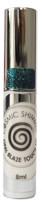 Creative Expressions Cosmic Shimmer Opal Blaze Touch Tip Teal Raspberry