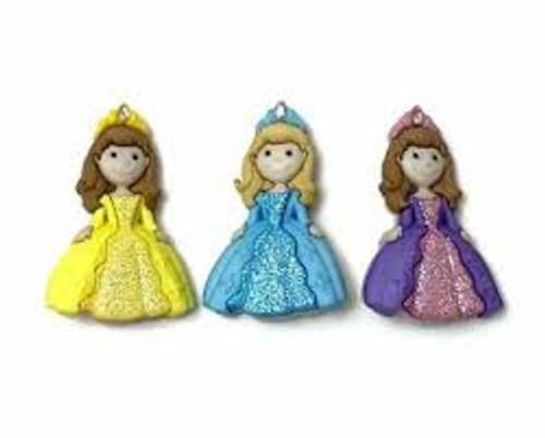 Dress It Up Embellishments Pretty Princesses