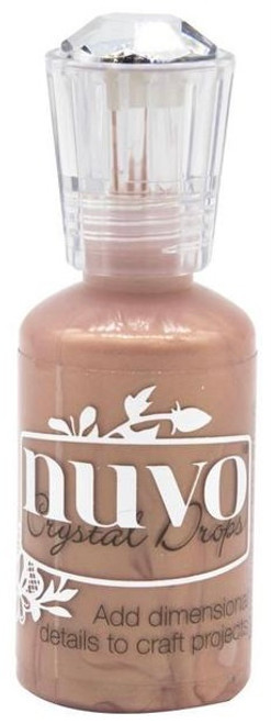 Nuvo Heritage Rose Crystal Drops