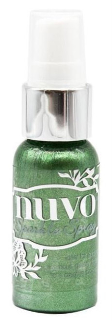 Nuvo Sparkle Spray Wispy Willow